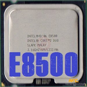 CPU Core-2 E8500 Socket 77
