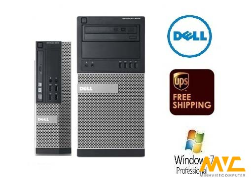 Dell Optiplex 7010/9010