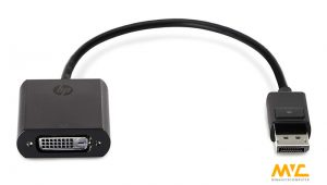 Displayport to DVI