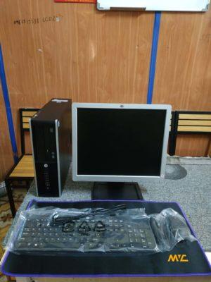 Bộ máy đồng bộ HP Core i3, i5 Ram 4gb, 8gb Hdd 250g, màn hình 17